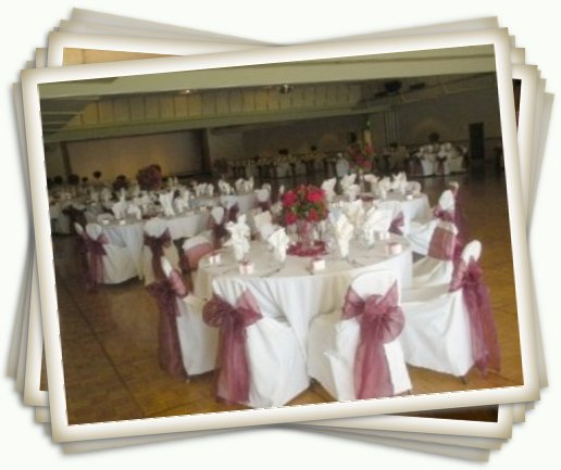 Manzanita Place Wedding Reception